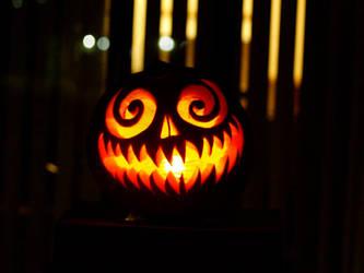 Woosies Halloween Pumpkin 1 by budluvinpreacher