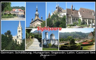 : : Sighisoara Schasburg : : by EasyCom