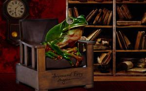 Sigmund Frog by EasyCom