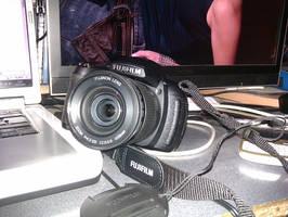 Fujifilm Finepix HS10 by EasyCom