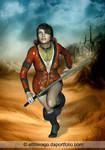 Warrior by EasyCom