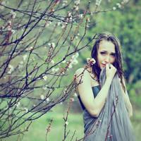 Rain in spring by NataliaCiobanu