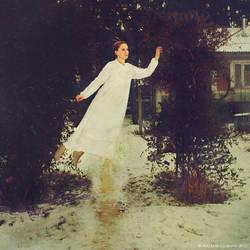 About her dreams by NataliaCiobanu