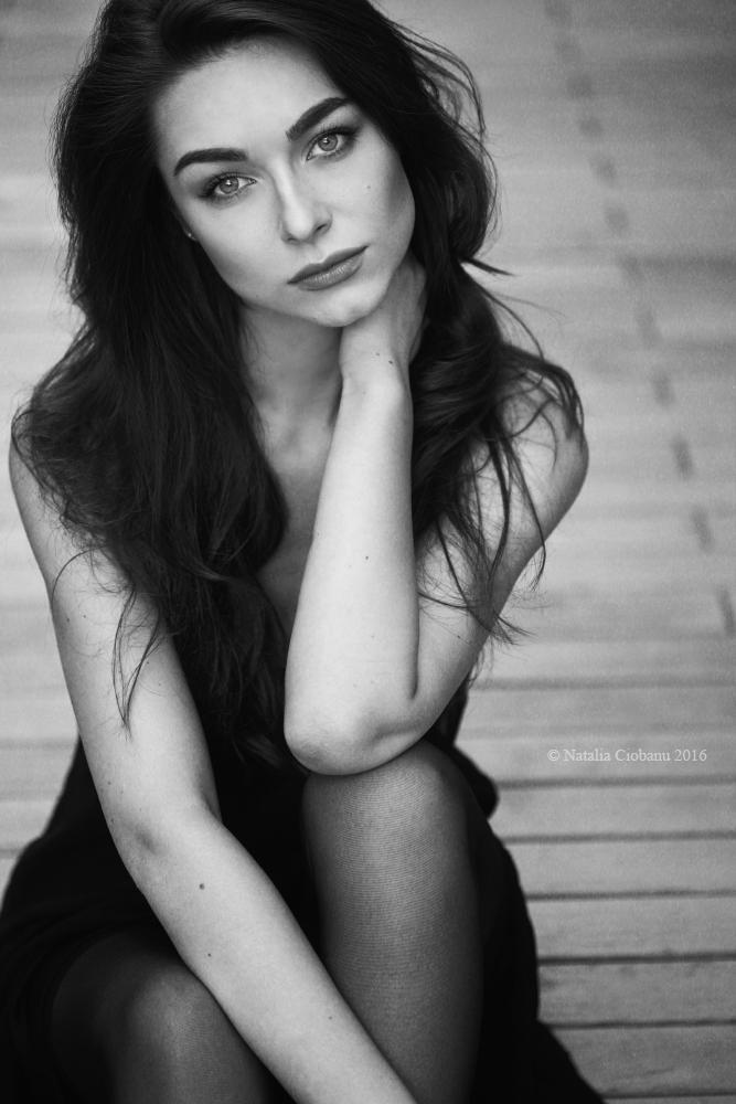 Anastasia Zeleniuk 3 by NataliaCiobanu