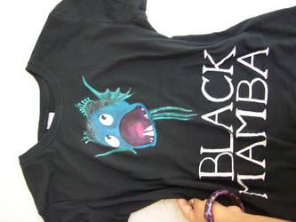 black mambaaaaah shirt by mRSLoREDO