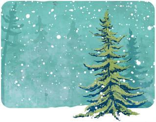 Winter Card 2009 by savivi