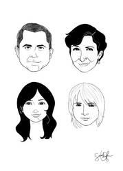 Family Portrait by savivi