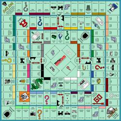 Ultimate Monopoly by jonizaak