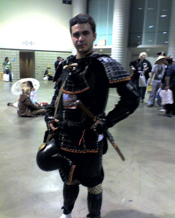 Samurai Armor Cosplay By Archkyle On Deviantart