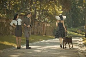 love story  Fraulein Annaliese 2 by LadyOfTheShadow
