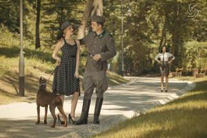 love story Fraulein Annaliese 4 by LadyOfTheShadow
