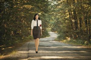 love story Fraulein Annaliese 5 by LadyOfTheShadow