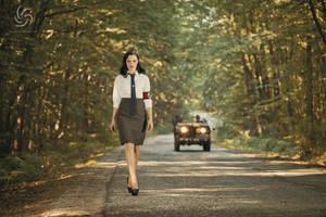 love story Fraulein Annaliese 6 by LadyOfTheShadow