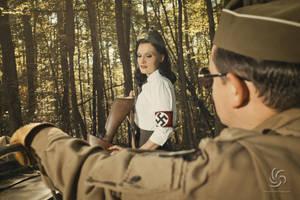 love story Fraulein Annaliese 8 by LadyOfTheShadow