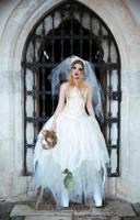 Corpse Bride 3 by LadyOfTheShadow