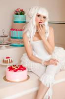 Marie Antoinette by LadyOfTheShadow