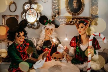 Christmas fairy tale by LadyOfTheShadow