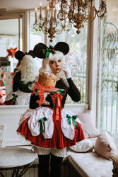 Christmas pudding by LadyOfTheShadow