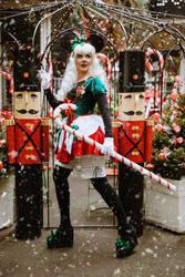Nutcracker Christmas dream by LadyOfTheShadow