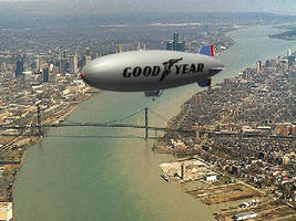 Blimp-1 by iconkid