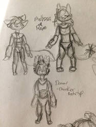 Possible Sci-Fi Android Story? by Loveshot36