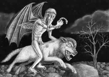 Astaroth by Mr--Gone