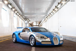 Bugatti Veyron by Attila-Le-Ain