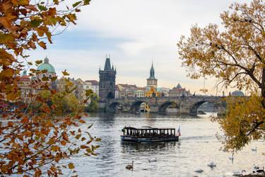 Prague by Attila-Le-Ain