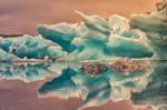 Icebergs by PatiMakowska