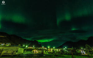 The Northern Lights Festival in Vik - II by PatiMakowska