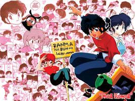 Ranma - Love by FabiiKawaii