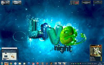 8th December Desktop by Nosf3r
