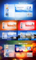 Windows 8 concept Logon by Reymond-P-Scene