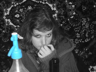 Sparkling Soda by crawlinghybrid2001