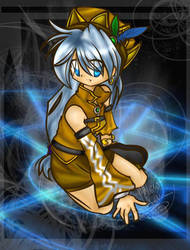 :: A Sages Power by crystalmew