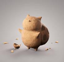 Catbug by TheRedBarn