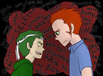 Harsh Words by NEOmi-triX