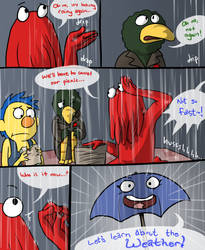 The Weather: Page 1 by NEOmi-triX