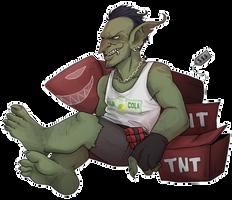 Tuff by NEOmi-triX