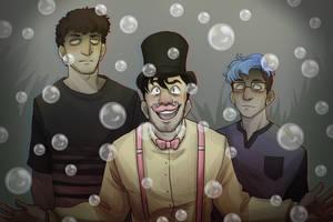 Bubbles!!! by NEOmi-triX