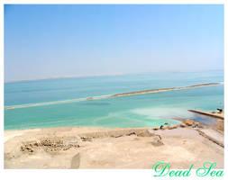 Israel: Dead Sea by Hitsugaya-Girl