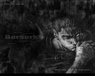 Berserk by tobiass85