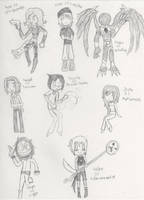VSOCT chibi batch 4 by Unknown-Variable