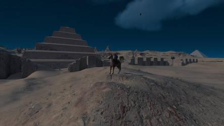 The Medjay of Egypt by LoneGunMenWander