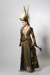 Warrior Princess 01 by ec-stock