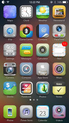 Laguna HD 3 for iOS 7 by minhtrimatrix