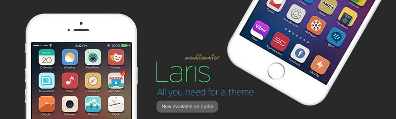 Laris by minhtrimatrix