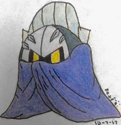 Sir Meta Knight by FoxiRavenheart