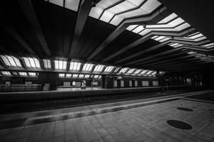 station zero by DegsyJonesPhoto