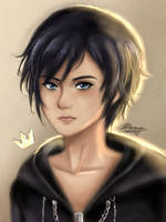 Xion  by Ray-Shell